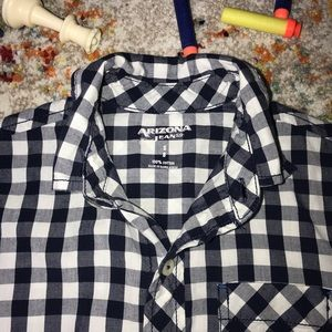 Arizona Jean Company Shirts & Tops - Arizon boy's long sleeve shirt size 8